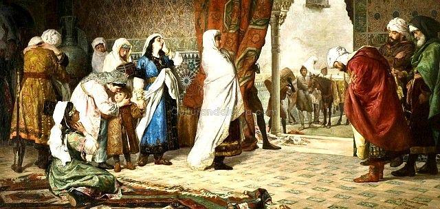 Boabdil rey del sultanato de Granada Vctima de su destino o