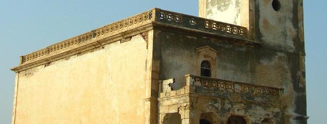 La Iglesia De Las Salinas De Cabo De Gata Almeria