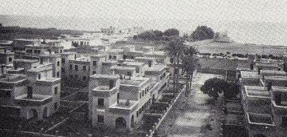 Planos de edificios p blicos for Casa ciudad jardin almeria