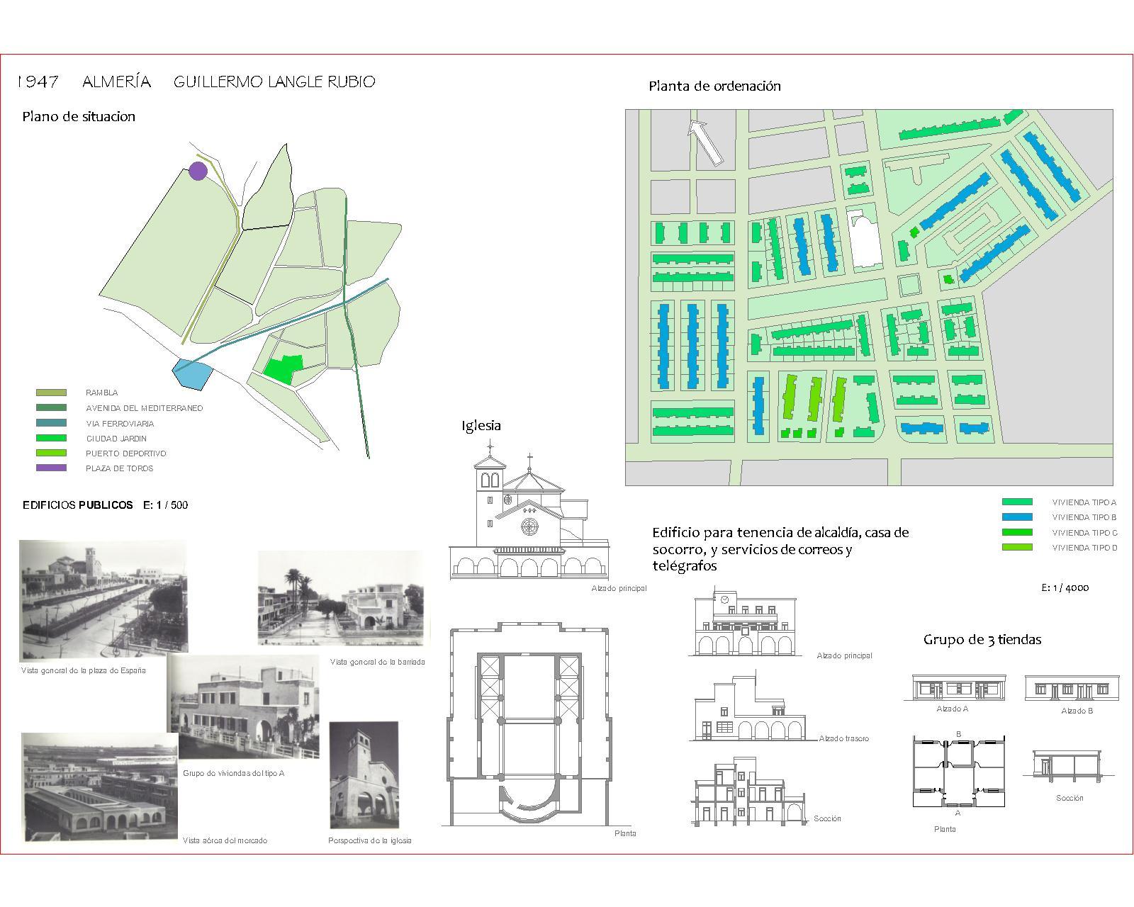 Pulsar imagen para ampliar for Casa ciudad jardin almeria