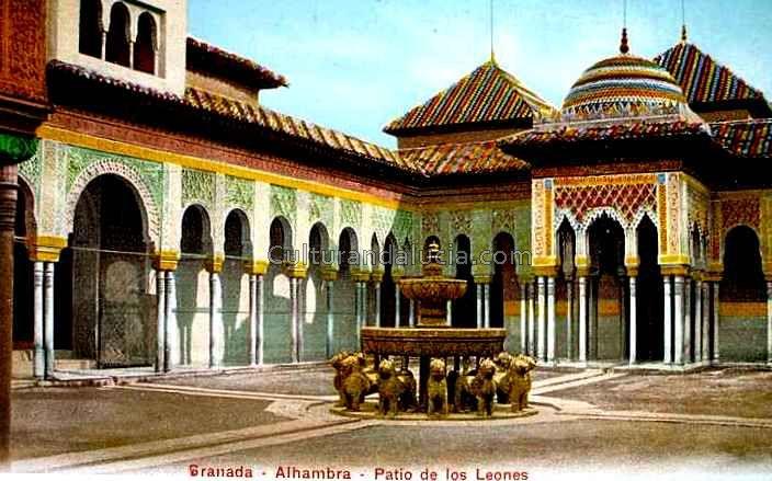 Boabdil rey del sultanato de granada v ctima de su - Patios de granada ...