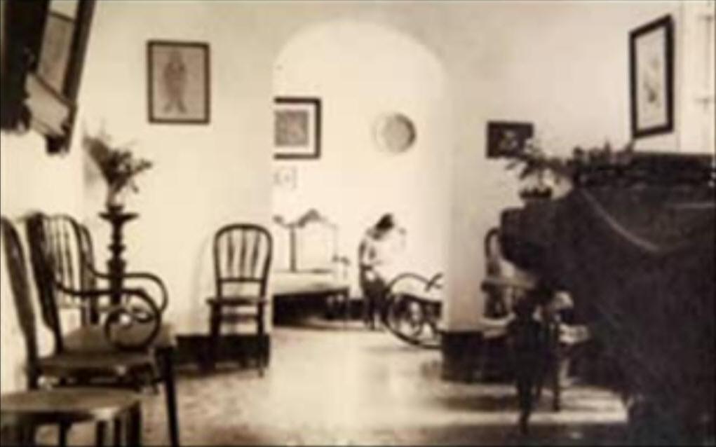 Federico garc a lorca for Huerta de san vicente muebles