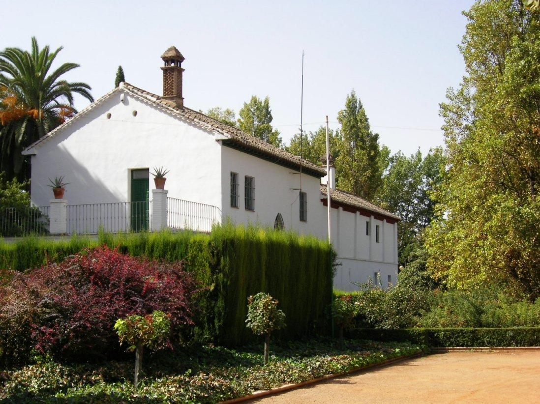 Huerta de san vicente - Casa federico granada ...