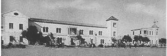 Campamento Álvarez de Sotomayo.Oficinas( Viator-Almería,año 1927)