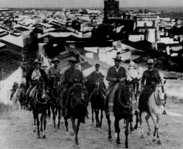 guerra civil española y los refugiados causas