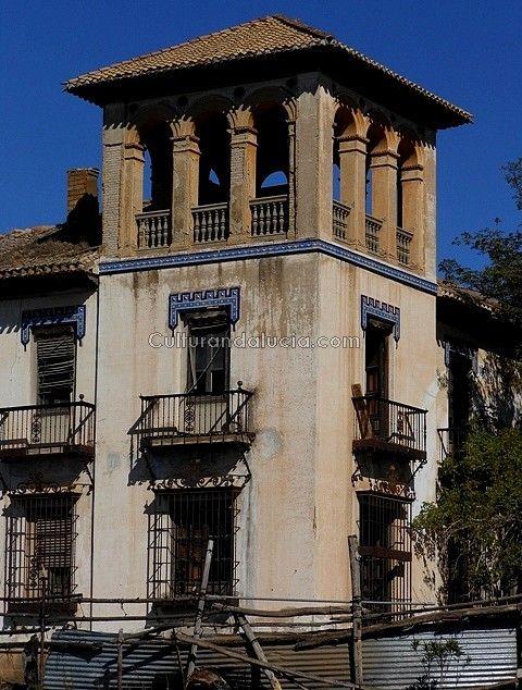 Historia y cr nicas del cortijo de los cipreses for Balaustres granada