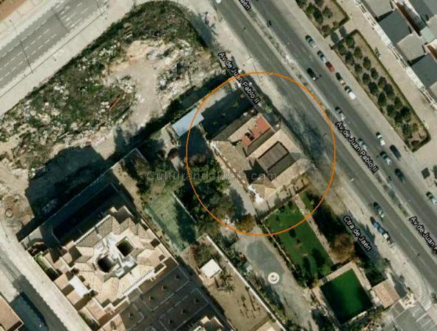 Construcciones singulares en la zona de alm nj yar granada - Hierros san cayetano ...