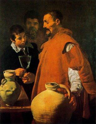 El aguador de Sevilla - Vel?zquez