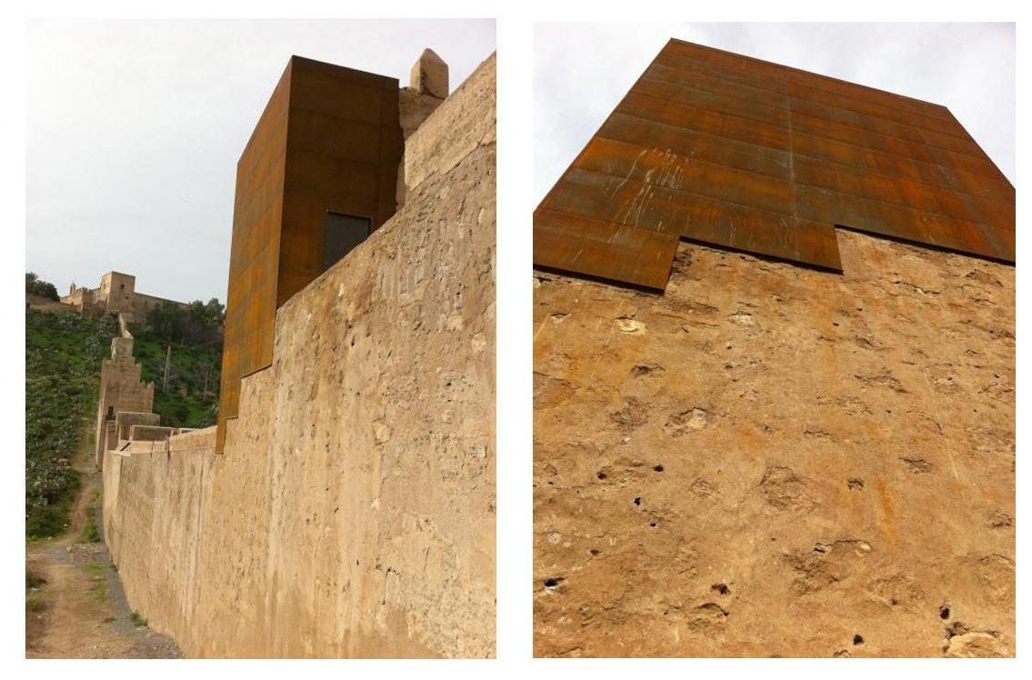 RESTAURACIONES DE VANGUARDIA EN ANDALUCÍA. Tema:Arquitectura y ...