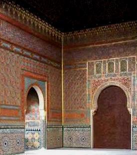 Torre de la Cautiva. En ella estuvo prisionera Isabel de Solis, favorita de Muley Hacén, y de ahí el origen de su nombre.